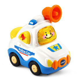 VTech Go! Go! Smart Wheels Police Car - English Edition
