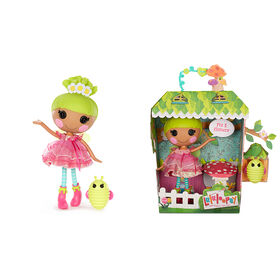 """Lalaloopsy Doll - Pix E. Flutters with Pet Firefly, 13"""" fairy doll"""