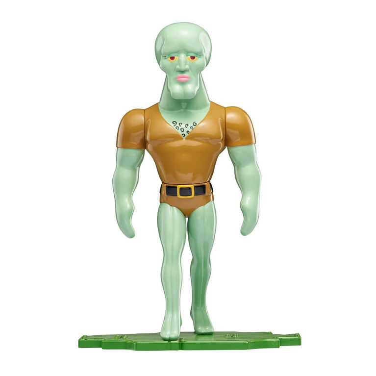 SpongeBob SquarePants - Masterpiece Memes Collection Handsome Squidward (EXCLUSIVE EYES OPEN)