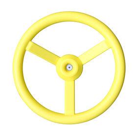 Big Backyard - Steering Wheel - Yellow