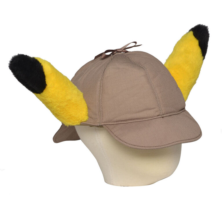 Pokémon Detective Pikachu Hat with ears