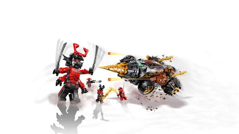LEGO Ninjago Cole's Earth Driller 70669