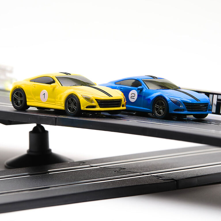 Litehawk Corsa Slot Car Set
