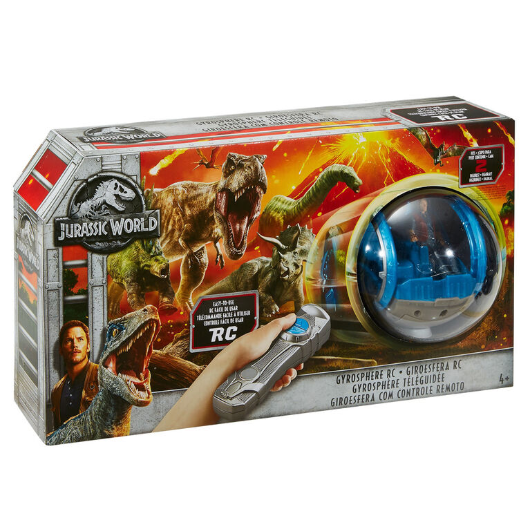 Jurassic World R/C Gyrosphere Vehicle