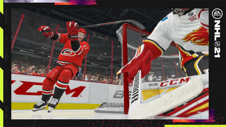 PlayStation 4 NHL 21