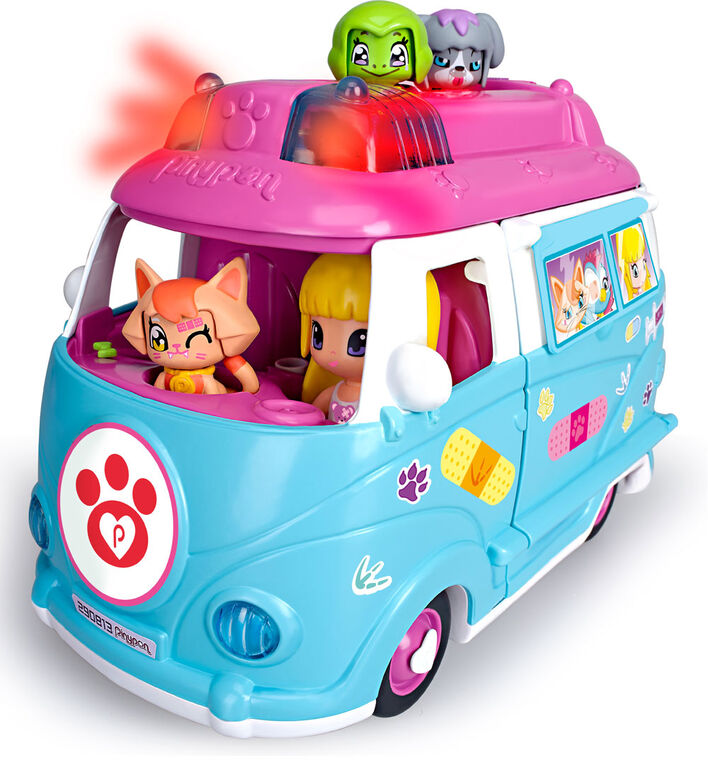 Pinypon Pets Ambulance