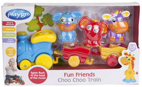Playgro - Fun Friends Choo Choo Train