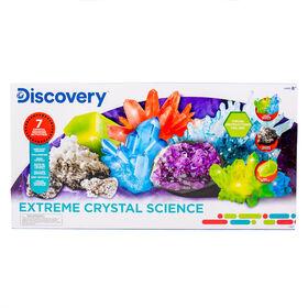 Science extrême des cristaux Discovery