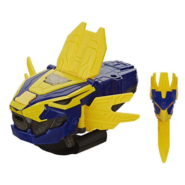 Power Rangers Beast Morphers Beast-X King Morpher (English)