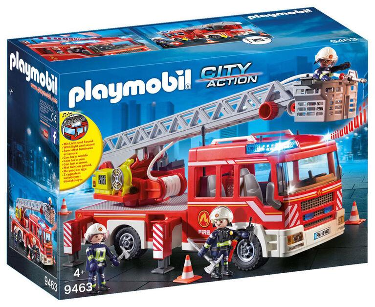 Playmobil - Fire Ladder Unit