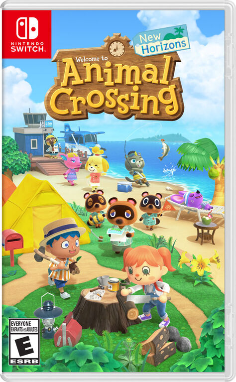 Nintendo Switch - Animal Crossing New Horizons