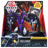 Bakugan, Nillious, 6.5-Inch Collectible Action Figure with Foil Ability Card