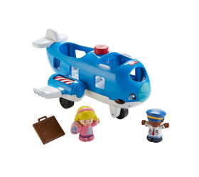 Fisher-Price Little People – L'Avion de l'Amitié – Édition française