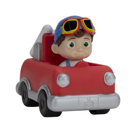 CoComelon - Mini véhicules - Camion d'incendie - Édition anglaise