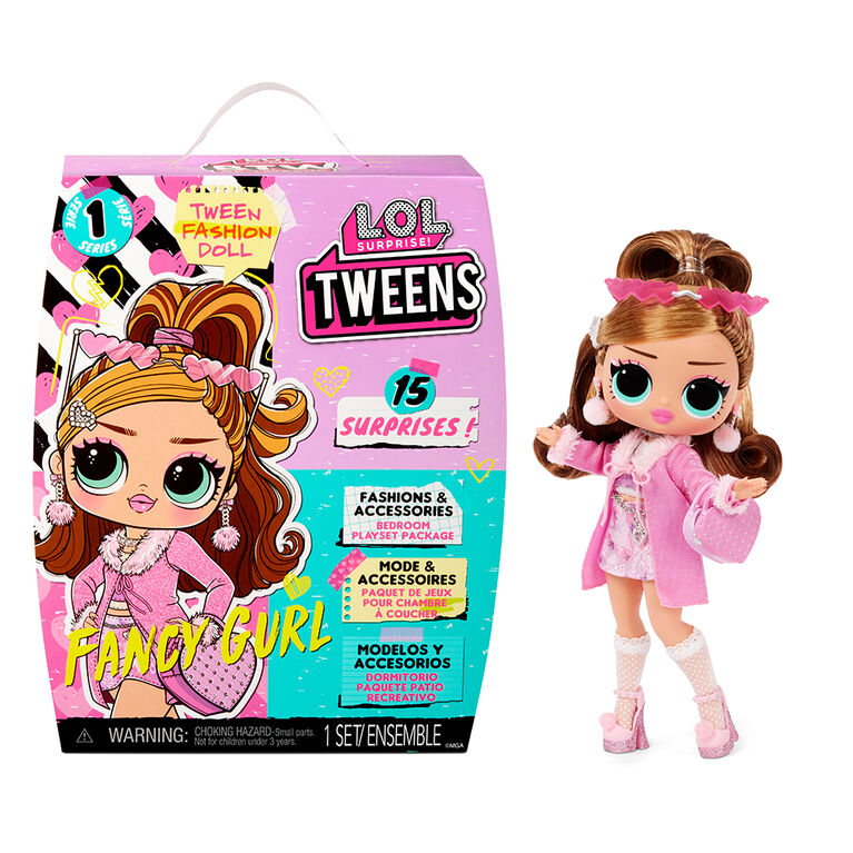 LOL Surprise Tweens Fashion Doll Fancy Gurl