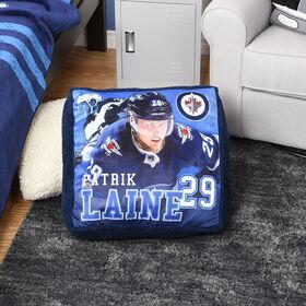 NHL PA Ultimate Fan Jumbo Pillow - Patrik Laine