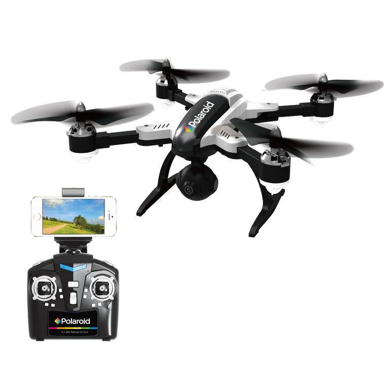 Drone Explorer PL2600 à diffusion directe via Wi-Fi de Polaroid.
