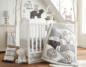 Levtex Baby Bailey 4 Piece Crib Bedding Set