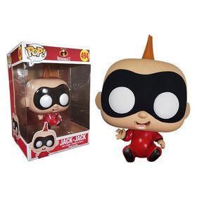Figurine en vinyle Jack-Jack de The Incredibles 2 par Funko POP! (10 po). - Notre Exclusivité