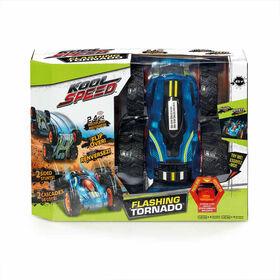 RC Flashing Tornado Stunt Car - R Exclusive