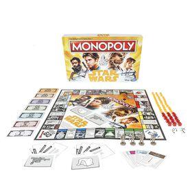 Hasbro Gaming - Monopoly Game: Star Wars Edition