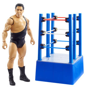 WWE – WrestleMania Moments – Andre The Giant et chariot de ring