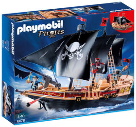 Playmobil - Pirate Raiders' Ship (6678)