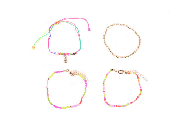 CREATE IT! Bracelets Multi Billes & Galaxie