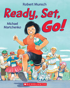Ready, Set, Go! Munsch