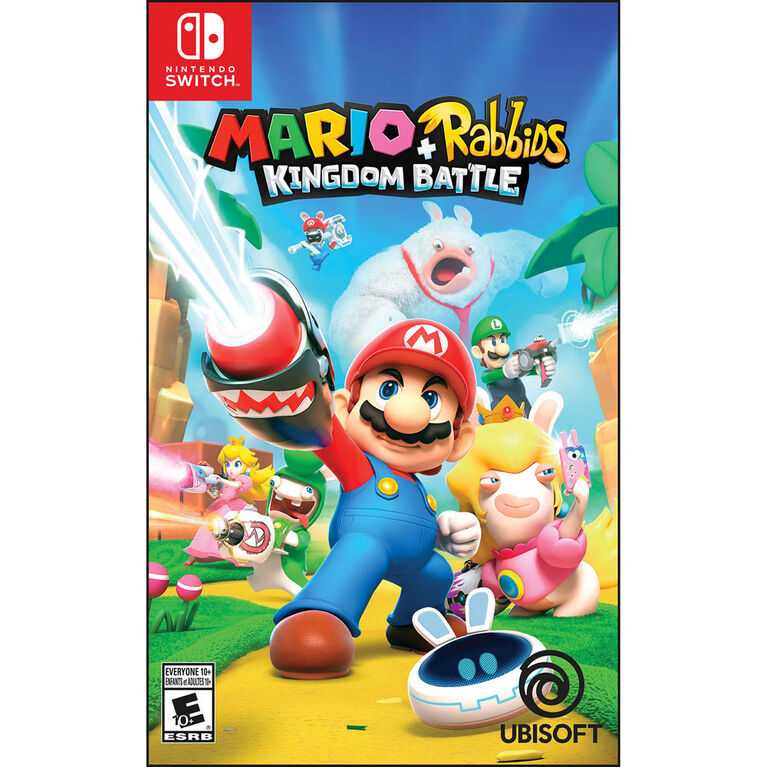 Nintendo Switch - Mario + Rabbids Kingdom Battle