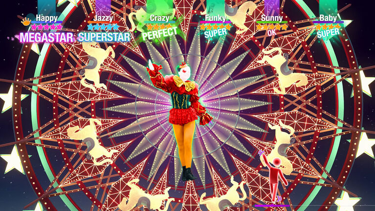 Xbox One Just Dance 2021