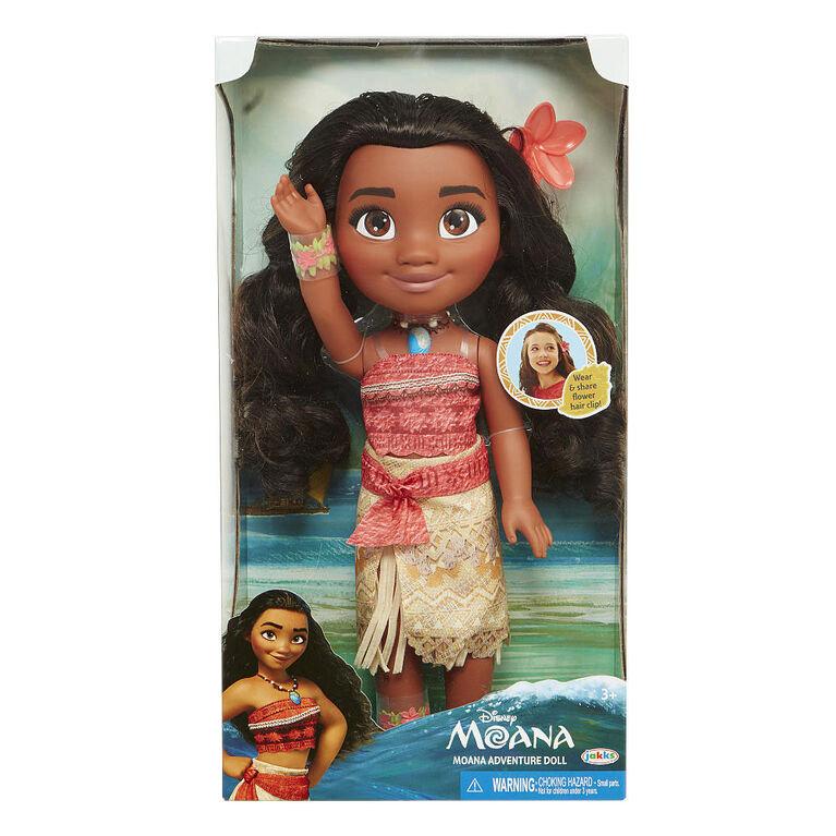 Moana - Adventure Doll - Moana