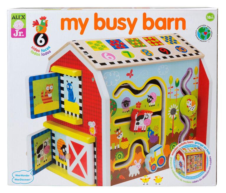 ALEX MY Busy Barn