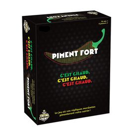 Piment Fort Game - French Only