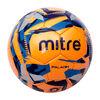 Mitre #5 Cyclone Soccer Ball - Orange