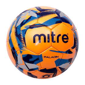 Mitre #5 Cyclone Soccer Ball - Orange