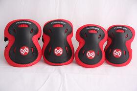 Stoneridge Cycle Punisher pad set – red