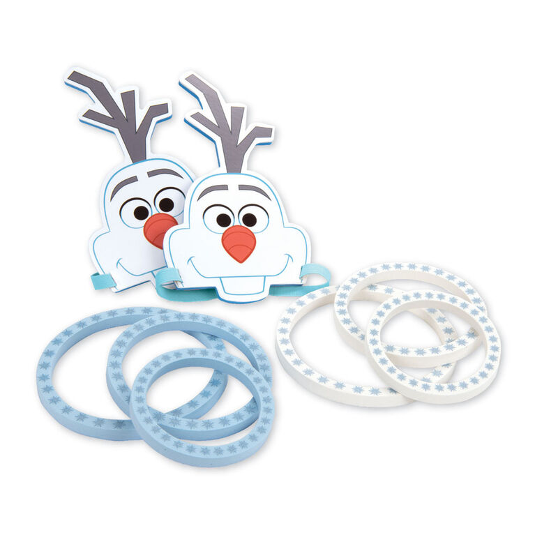 Disney Frozen II Up and Active Olaf Snowflake Catch Game for Kids and Families