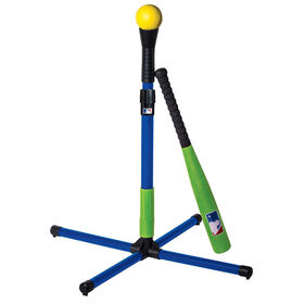 Franklin Sports MLB XT Foam Tee Ball Batting Tee Set