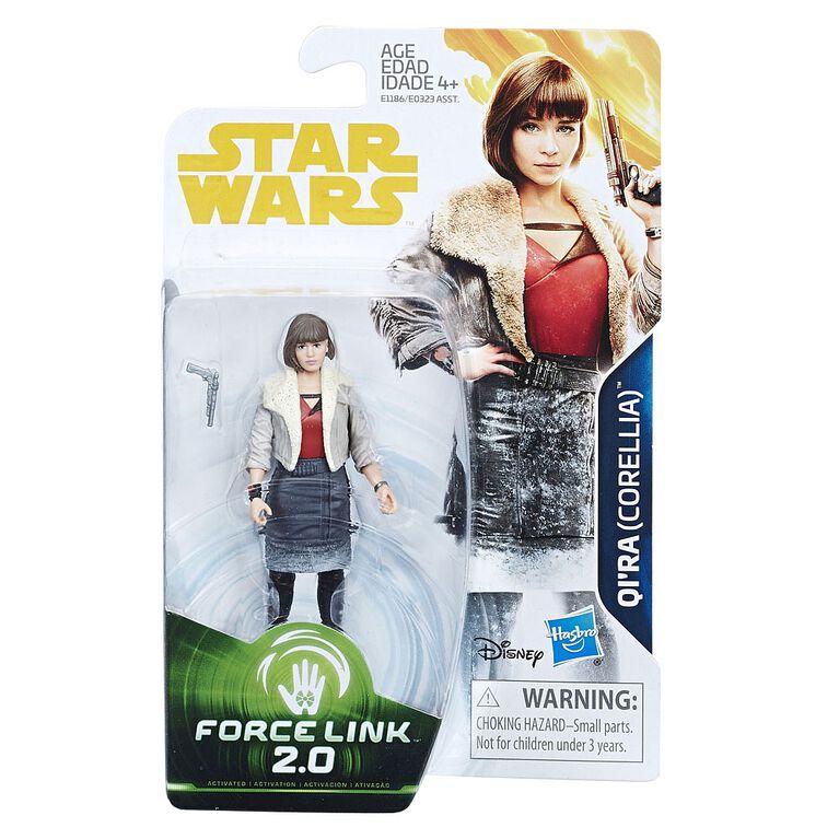 Star Wars Force Link 2.0 Qi'Ra (Corellia) Figure