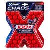 Zuru X-Shot Chaos 100-Pack Dartball Refill