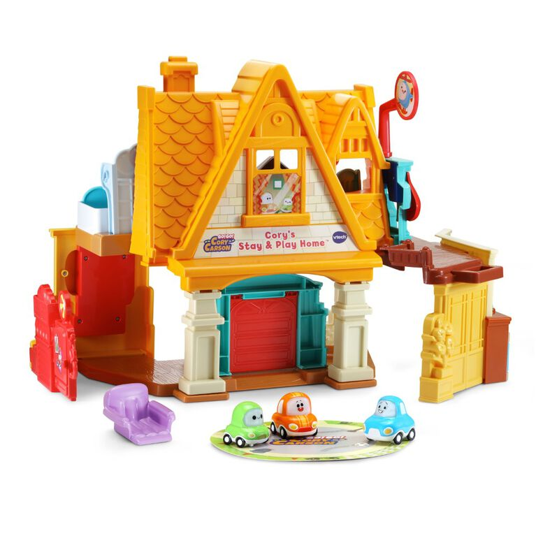 VTech Go! Go! Cory Carson™ Cory's Stay & Play Home™ - English Version