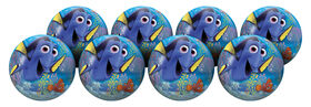 8 Pack Playball with Pump 10 inch Finding Dory