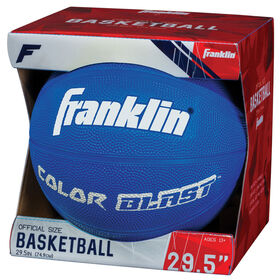 Franklin Sports Color Blast  Basketball