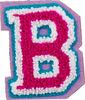 Patchs: lettres décoratifs - Lettre B
