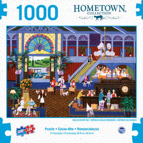 Sure-Lox Hometown Assorted 1000 Piece Puzzles