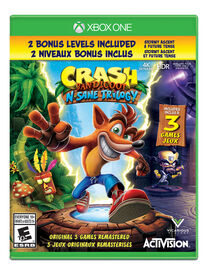 Xbox One - Crash Bandicoot N Sane Trilogy XB1