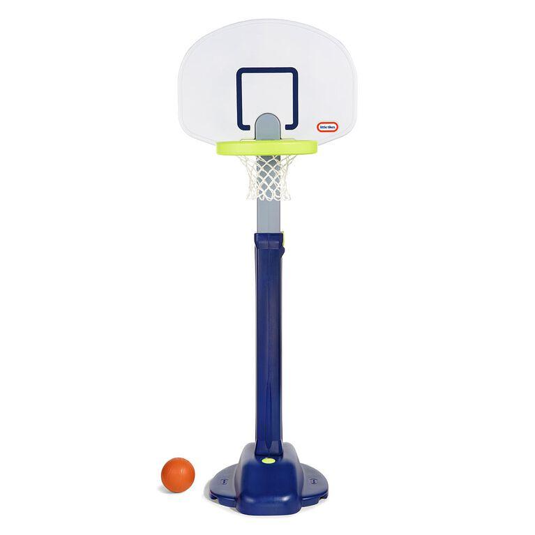 Mini Juguete de Reemplazo de 4 Colores Baloncesto de Pl/ástico Pelota de Aro Inflable con Bomba y Agujas de Baloncesto para Fiesta Deportiva Sumind 12 Piezas Mini Baloncesto de Juguete de 4 Pulgadas