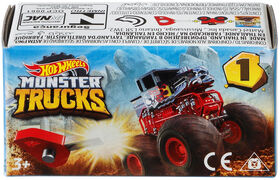 Hot Wheels - Monster Trucks - Mini - Les styles peuvent varier - Édition anglaise.