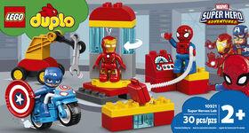 LEGO DUPLO Super Heroes Super Heroes Lab 10921